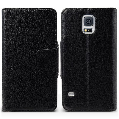 Гаджет   Moby Practical Genuine Leather and PC Cover Case for Samsung Galaxy S5 i9600 SM - G900 Samsung Cases/Covers