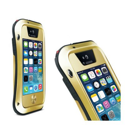 LOVE MEI Aluminum Case for iPhone 5 / 5S