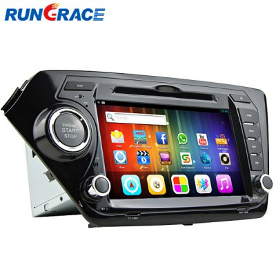 Гаджет   Rungrace RL - 462AGNR 8 inch In - Dash Car DVD Player for Kia K2 Car DVD Players