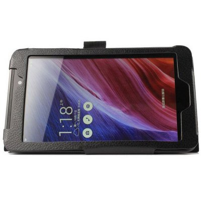 Фотография PU Leather Material Foldable Case with Stand for ASUS Fonepad 7 FE7010CG