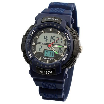 Pasnew PES-361 Military LED Watch