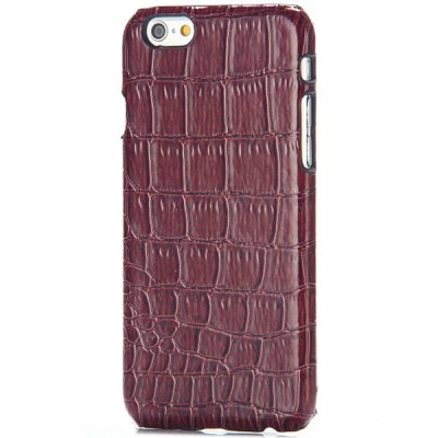 Гаджет   Back Cover Case with Crocodile Texture Design for iPhone 6  -  4.7 inches iPhone Cases/Covers