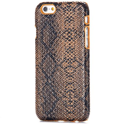 Гаджет   Snake Texture Design Back Cover Case for iPhone 6  -  4.7 inches iPhone Cases/Covers
