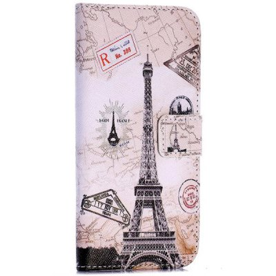 Гаджет   PU Leather TPU Material Full Body Case with Stand Credit Card Holder for iPhone 6  -  4.7 inches iPhone Cases/Covers