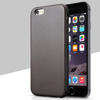 Moby Ultra - thin Anti - dust PU Leather Case for iPhone 6 Plus  -  5.5 inch