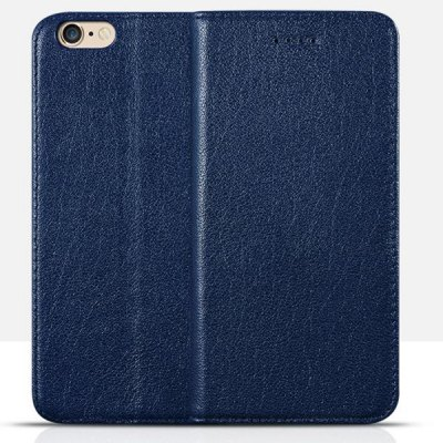 Гаджет   Moby Ultra - thin Anti - dust TPU + Leather Stand Function Full Body Case for iPhone 6  -  4.7 inch iPhone Cases/Covers