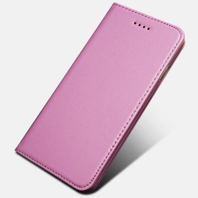 Фотография Moby Ultra - thin Anti - dust TPU + Leather Stand Function Full Body Case for iPhone 6  -  4.7 inch