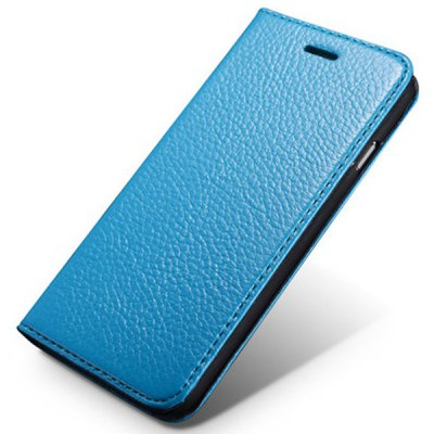 Гаджет   Moby Ultra - thin Anti - dust TPU + Leather Stand Function Lichee Texture Full Body Case for iPhone 6  -  4.7 inch iPhone Cases/Covers