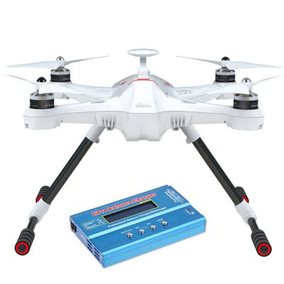 ФОТО Walkera Scout X4 FPV1 GPS RC Quadcopter with ILOOK Camera / DEVO F12E RC Transmitter / Battery / 3D Gimbal