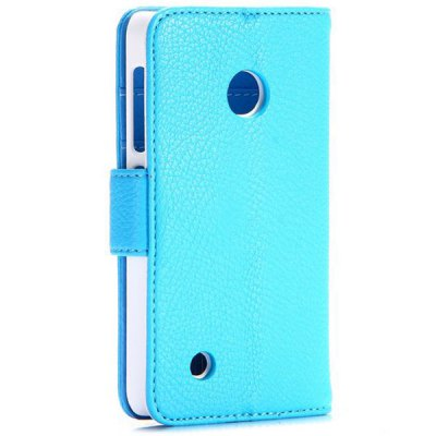 Гаджет   PU Leather Material Full Body Case with Stand Credit Card Holder Funciton for Nokia Lumia 530 RM - 1017 RM - 1019 Other Cases/Covers