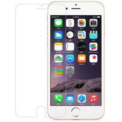Anti - knock Transparent 0.26mm 2.5D Tempered Glass Screen Protector for iPhone 6  -  4.7 inch