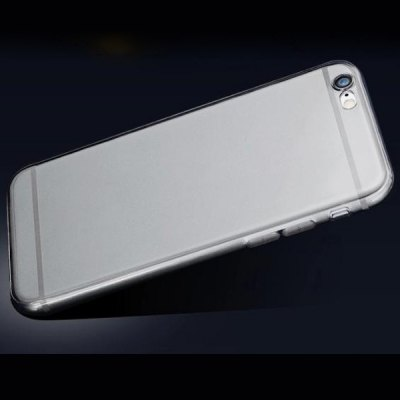 Гаджет   Anti - dust Transparent TPU Moby Back Cover Case for iPhone 6  -  4.7 inch iPhone Cases/Covers