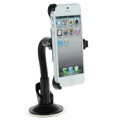 Гаджет   Rotatable 360 Degree Mobile Phone Car Stand for iPhone 5 / 5S