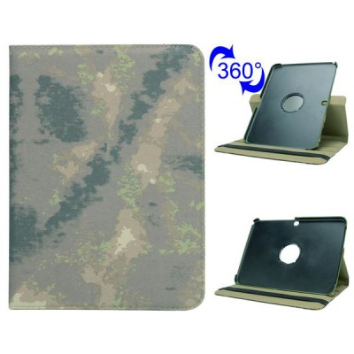 Фотография Camouflage Style 360 Degrees Rotatable Stand Cover Case for 10.1inch Sansung Galaxy Tab 4 T530