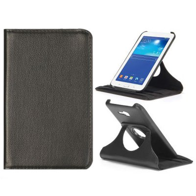 Leather Case for Samsung Galaxy Tab 3 Lite T110 / T111 от GearBest.com INT