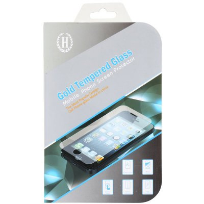 Гаджет   0.3mm 2.5D Temeped Glass Anti - fingerprint Explosion - proof Screen Protector for Huawei Ascend P6 Other Screen Protectors