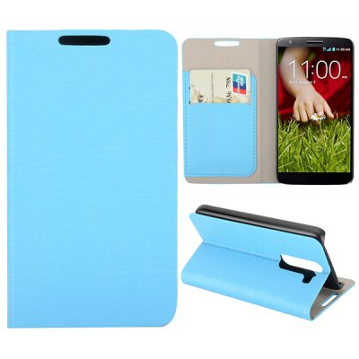Full Body PU Leather Case with Credit Card Holder Stand
