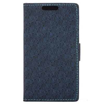 Гаджет   Full Body PU Leather Case with Credit Card Holder Stand for LG L80 Dual SIM D370 Other Cases/Covers