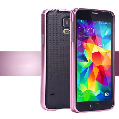 Гаджет   Fabitoo Frame Style Aluminium Alloy Bumper Case for Samsung Galaxy S5 i9600 SM - G900 Samsung Cases/Covers
