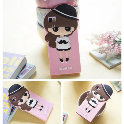 Гаджет   Fabitoo Hatted Girl Design Silicone Back Cover Case for Xiaomi 3 Other Cases/Covers