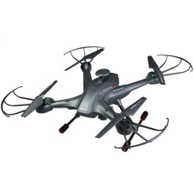 Фотография Lian Sheng LS  -  128 Sky Hunter FPV RC Quadcopter with HD Camera RTF Real Time Transmission Headless Mode 2.4GHz 6 Axis Gyro Stumbling UFO