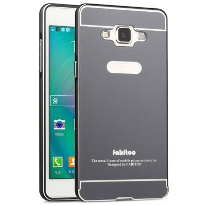 Fabitoo Frame Style Aluminium Alloy Bumper with PC Back Case for Samsung Galaxy A5 A5000Samsung Cases/Covers<br>Fabitoo Frame Style Aluminium Alloy Bumper with PC Back Case for Samsung Galaxy A5 A5000<br><br>Compatible models: Samsung Galaxy A5 A5000<br>Features: Back Cover<br>Material: Plastic, Aluminium<br>Style: Novelty, Modern<br>Color: Gold, Silver, Black, Pink, Blue<br>Product weight: 0.020 kg<br>Package weight: 0.070 kg<br>Product size (L x W x H) : 14.1 x 7.1 x 0.8 cm / 5.54 x 2.79 x 0.31 inches<br>Package size (L x W x H): 22 x 11 x 2 cm / 8.65 x 4.32 x 0.79 inches<br>Package Contents: 1 x Case