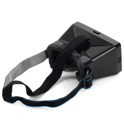 M - Box Virtual Reality 3D Video Glasses for 3.5  -  5.6 inches Smartphones