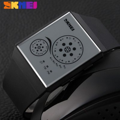 Skmei 1073 LED Digital Watch Water Resistant Date Display for Sports от GearBest.com INT
