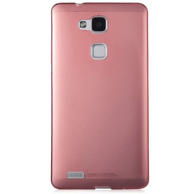 ФОТО Fabitoo Transparent TPU Material Back Cover Case for Huawei Mate 7