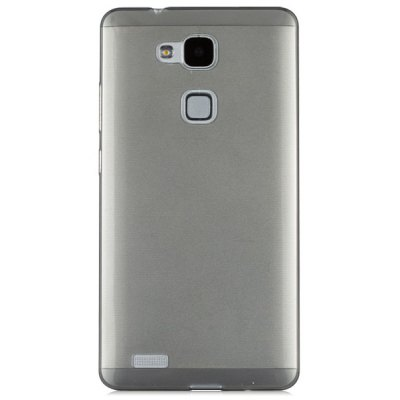 Fabitoo Transparent TPU Material Back Cover Case for Huawei Mate 7