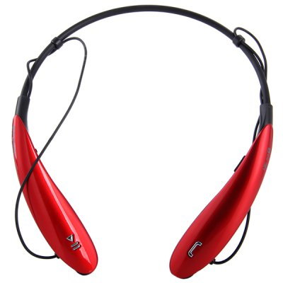Гаджет   HBS - 800 Flexible Outdoor Bluetooth 4.0 Neckband Hands Free Earphone for Smartphone Tablet PC