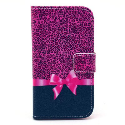 Гаджет   Bowknot Style Full Body Case with Credit Card Holder Stand for Motorola X XT1058 XT1055 XT1053 Other Cases/Covers