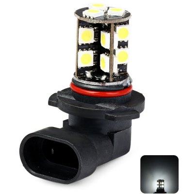 Sencart 9006 HB4 P22D 4W 19 SMD 5050 Car LED Light - 6000 - 6500K