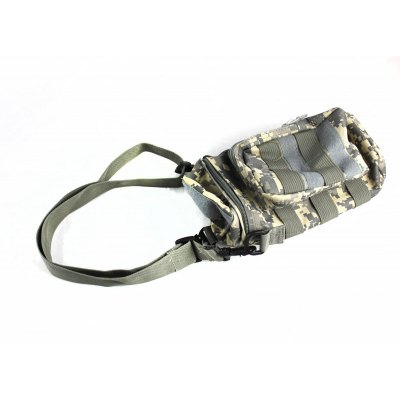 Universal Nylon Camouflage Water Bottle Waist Pocket / Bag for Outdoor Activities
