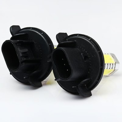 Pair of Sencart H13 P26.4T 9008 7.5W Car 5 LEDs BulbLED Light Bulbs<br>Pair of Sencart H13 P26.4T 9008 7.5W Car 5 LEDs Bulb<br><br>Brand: Sencart<br>Type: Car Light<br>Car light type: Fog Light, Daytime Running Light, Decorative Lamp<br>Connector: 9008 (H13)<br>Lumens: 560Lm<br>LED: 5 LEDs<br>Color Temp: 6000-6500K<br>Available Light Color: Cold White<br>Wattage (W): 7.5<br>Voltage (V): AC 12V<br>Features: Easy to use, Low Power Consumption<br>Product weight: 0.092 kg<br>Package weight: 0.14 kg<br>Product size (L x W x H): 6.7 x 5 x 4 cm / 2.63 x 1.97 x 1.57 inches<br>Package size (L x W x H): 11 x 8 x 6 cm / 4.32 x 3.14 x 2.36 inches<br>Package Contents: 2 x Sencart H13 P26.4T 9008 7.5W 560Lm 5 LEDs Car Light