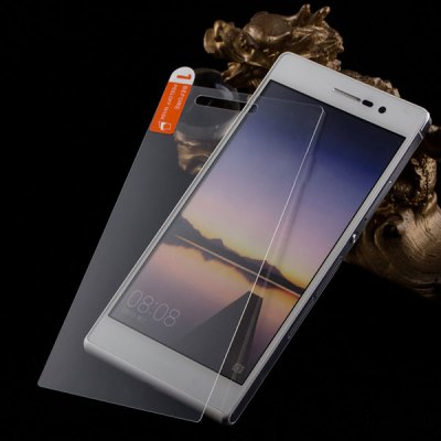 Fabitoo Practical 0.2mm 9H Hardness Tempered Glass Screen Protector for Huawei Ascend P7