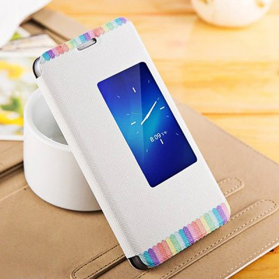 Гаджет   Fabitoo Colorful Pattern PU and PC Material Cover Case for Huawei Honor 6 Other Cases/Covers