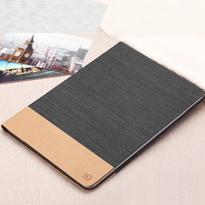 Torras Stand Design PU and PC Material Cover Case for iPad Air