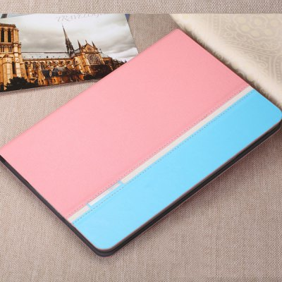 Torras Contrast Color Style PU and PC Material Stand Cover Case for iPad 2 / 3 / 4