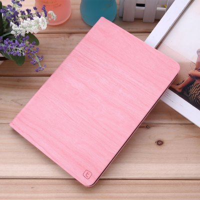 ФОТО Torras Tree Texture Style PU and PC Material Stand Cover Case for iPad 2 / 3 / 4
