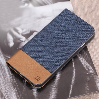 Torras Stand Design PU and PC Material Cover Case for iPhone 5 5S