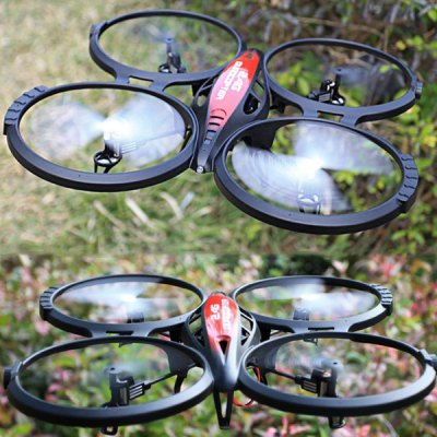 ФОТО Lishitoys L6036 2.4GHz 4CH RC Quadcopter 6 Axis Gyroscope 360 Degree Stumbling RTF UFO