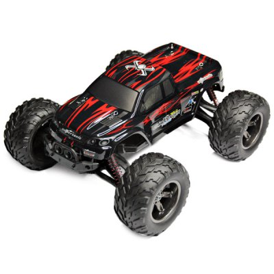 9115 Same Version GPTOYS S911 1 / 12 Scale 2WD 2.4G RC Car Supersonic Explorer Monster Truck Toy RC Racing Truggy Toy