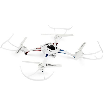 NIHUI TOYS U807 Magnetic Compass Headless Mode 2.4GHz RC Quadcopter 6 Axis Gyro 360 Degree Stumbling RTF UFO with 2.0MP HD Camera весы tefal pp1140v0