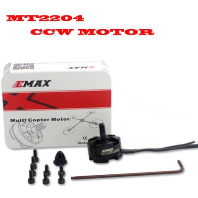 EMAX MT Series MT2204 2300KV Brushless CCW Motor Multi - rotor Quadcopter RC Models Spare Parts
