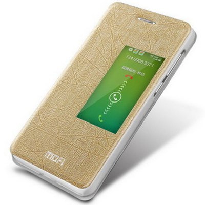 Mofi Portable PC and PU Material Cover Case for Huawei Honor 6
