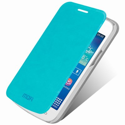 Mofi Stand Design PC and PU Material Cover Case for Samsung Galaxy Trend 3 G3502