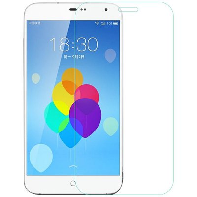 Fabitoo Practical 0.2mm 9H Hardness Tempered Glass Screen Protector for Meizu MX3