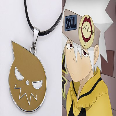 48cm Necklace with Soul Eater Sign
