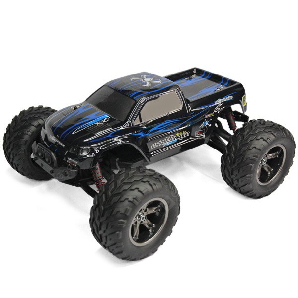 9115 Same Version GPTOYS S911 1 - 12 Scale 2WD 2.4G RC Car Supersonic Explorer Monster Truck Toy RC